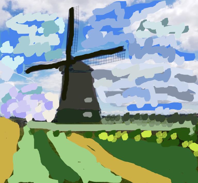 painting, creating arts